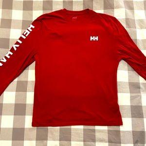 Helly Hansen Long Sleeve Logo - Men's S